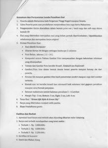 Lomba Essay Tingkat Mahasiswa Hal 4